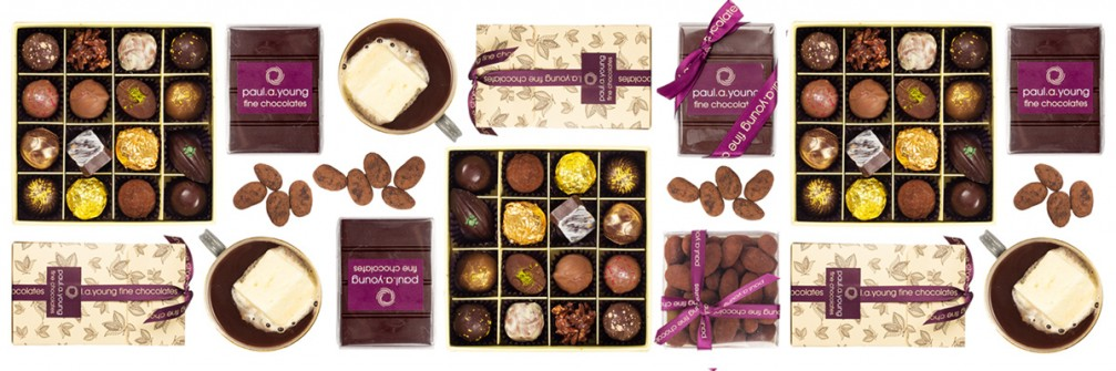 News Paul A Young Fine Chocolates